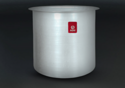 Aluminium Milk Containers