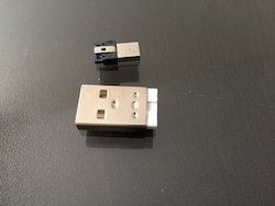 USB And Micro USB Set Connectors