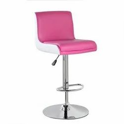 Pink Bar Chair