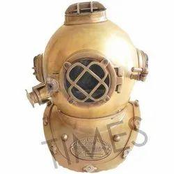 Vintage Nautical Diving Helmets