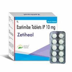 Zetiheal 10 - Ezetimibe