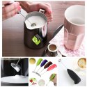 Mini Handheld Stainless Steel Coffee Milk Mixer