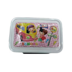 Cartoon Printed Lunch Box