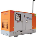 Mahindra Generator Set On Rent