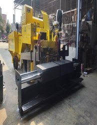 Mechanical Paver Finisher