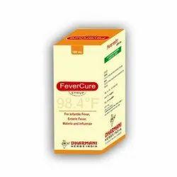 Fevercure Syrup, Packaging Size: 100 Ml, Grade Standard: Medicine Grade