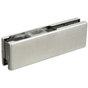 Stainless Steel Bottom Glass Door Patch Fitting