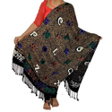 72 Inches Printed Designer Stole
