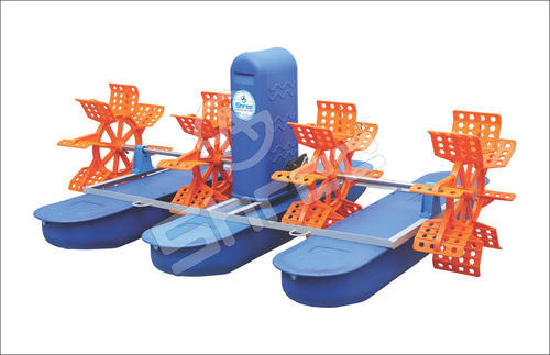 Manufacturer of Paddle Wheel Aeaoter & Jet Frame by Shree