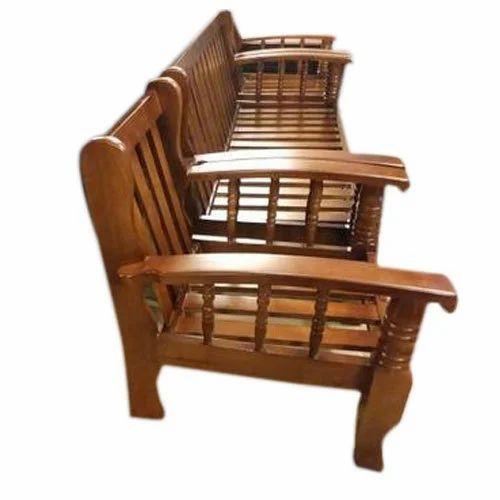 Brown Designer Ring Wooden Sofa Set Rs 15500 Set New Wood Grace