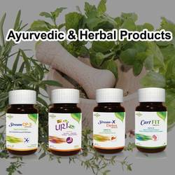 Capsules,Tablets Ayurvedic & Herbal Products, Grade Standard: Medicine Grade, Packaging Type: Bottles