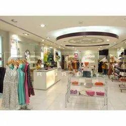 Boutique Interior Designing