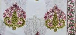 Vinayakam Exports Jaipuri Hand Block Print Fabric