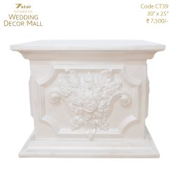 CT39 Fiberglass Console Table