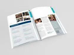 Art Paper Prospectus Brochure