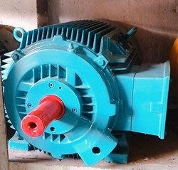Three Phase Siemens Induction Motors, Warranty Period: 1 Year Load Gurantee, Power Rating: 415