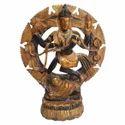 Wooden Black Finishing Natraj