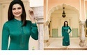 Vinay Fashion Tumbaa Rain Georgette Ready To Wear Kurtis