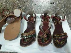 Resham Heel Sandal