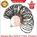 Gold Tool Bangle Gauges