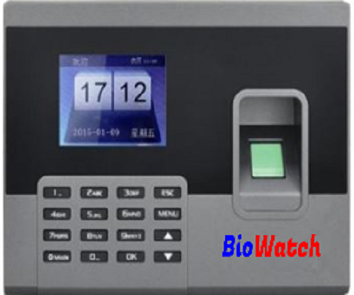 Bw Bio 2 Fingerprint Attendance System