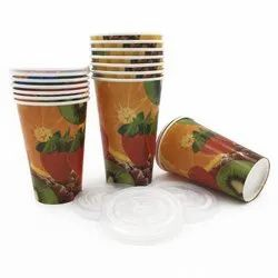 Paper Cold Drink Glass