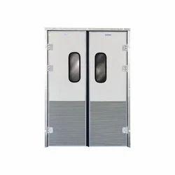Double Swing Doors