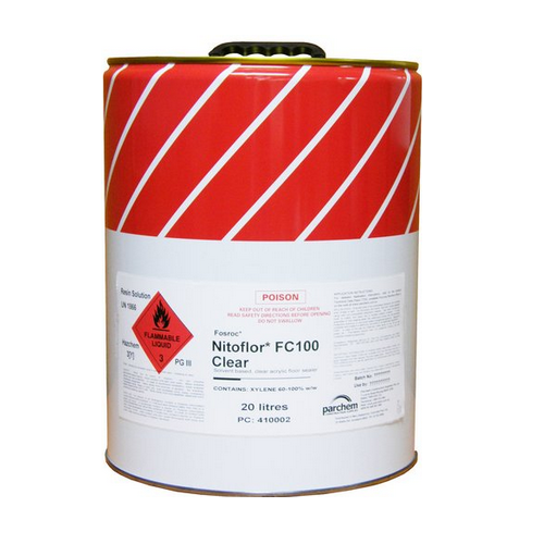 Industrial Flooring Chemical