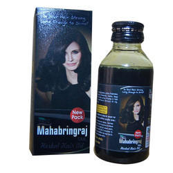 Mahabringraj Herbal Hair Oil