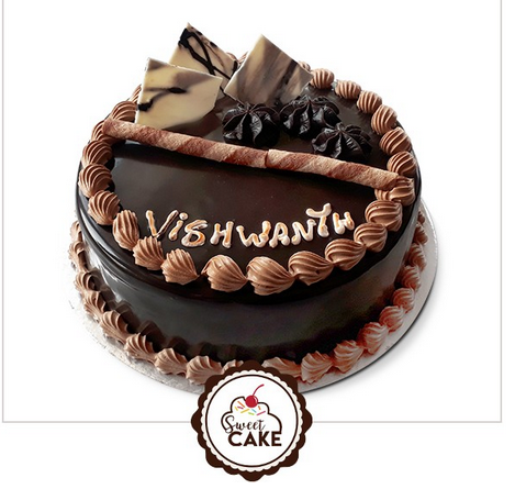 Chocolate Truffle Cake at Rs 390 piece Nayabans Noida ID