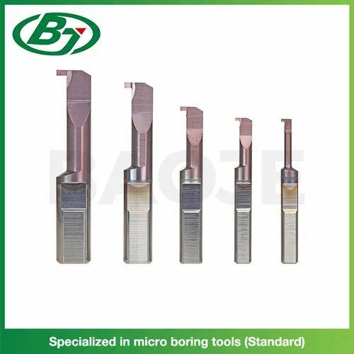 Carbide micro boring Bar sandvik CXS equivalent - Single
