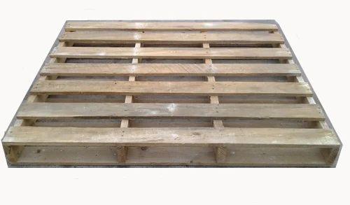 Reversible Wooden Pallet