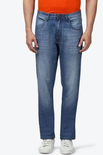 d6e8b240 Medium Blue Colorplus Regular Fit Jeans, Rs 1889 /piece, The Raymond ...