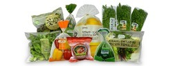 Vegetable Packaging Materials