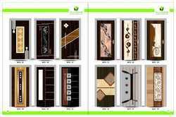 paper coating door