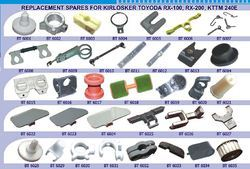 Replacement Spares for Kirlosker Toyoda