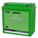 Amaron Two Wheeler Battery, Capacity: Varies