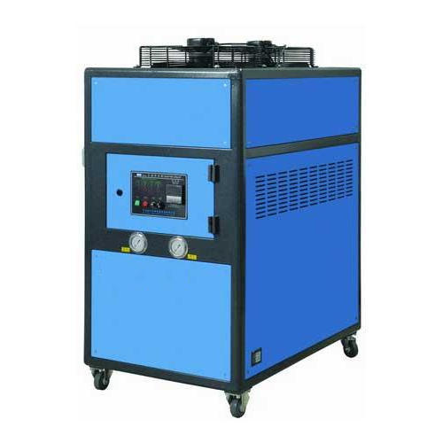 Stainless Steel Semi-Automatic 500 Lph Online Chiller