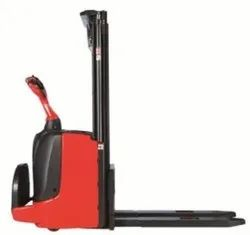 Fork Adjustable Manual Hydraulic Stacker