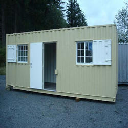 Used Storage Shed Container