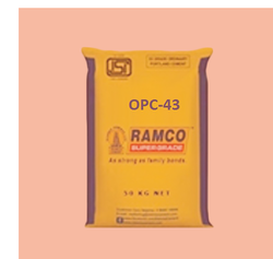 ACC 53 Grade OPC Provides High Strength And Durability
