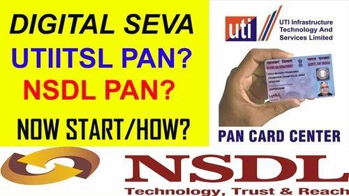 Pan Card Registration Services, पैन कार्ड बनाने की