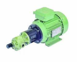 Mono Block Rotary Gear Pump