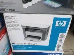 Black & White HP LaserJet M1005 Multifunction Printer