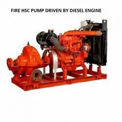 Fire HSC Pump Driven By Diesel Engine