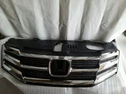 Silver Abs Honda City 2013 Front Grill, For Garage