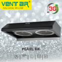 Ventair Kitchen Chimney Pearl BK