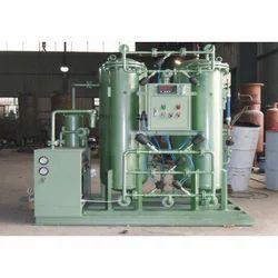Centrifugal 5 HP Nitrogen Compressor, Maximum Flow Rate: 51 - 120 cfm