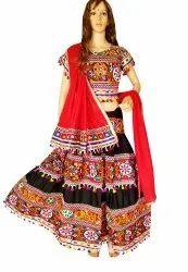Navratri Special Chaniya Choli - Bollywood Style Lehenga Choli