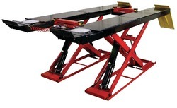 Wheel Alignment Scissor Lift 4Ton